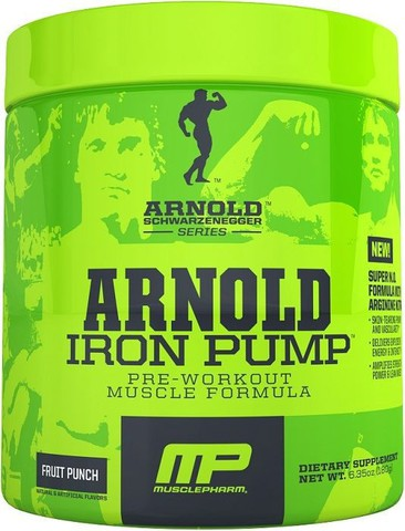 Musclepharm Iron Pump Arnold Series 180 гр / 30 порций