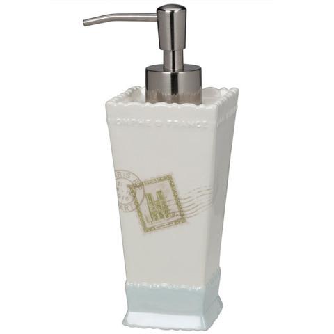 Дозатор для жидкого мыла Travelers Journal от Creative Bath