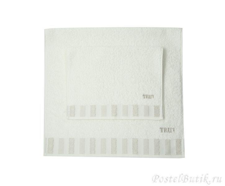 Наборы полотенец Набор полотенец 2 шт Trussardi Master белый komplekt-polotenets-master-ot-trussardi-vanil-1.jpg