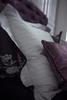 Постельное белье 2 спальное евро Alexandre Turpault Broceliande фиолетовое