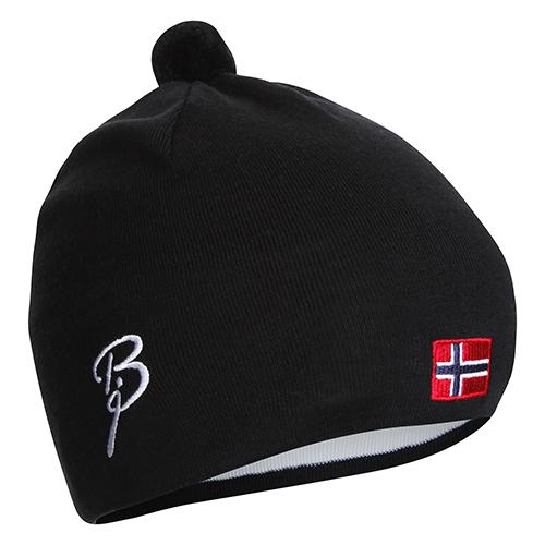 Шапка лыжная Bjorn Daehlie Classic Flag Hat black