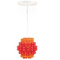 люстра Ball Lamp by Verner Panton