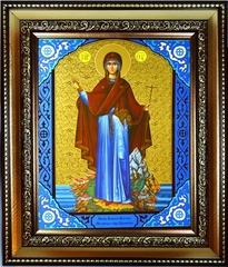 Игуменья горы Афонской. Икона Божьей Матери