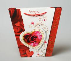 Пакет подарочный For my love 441752