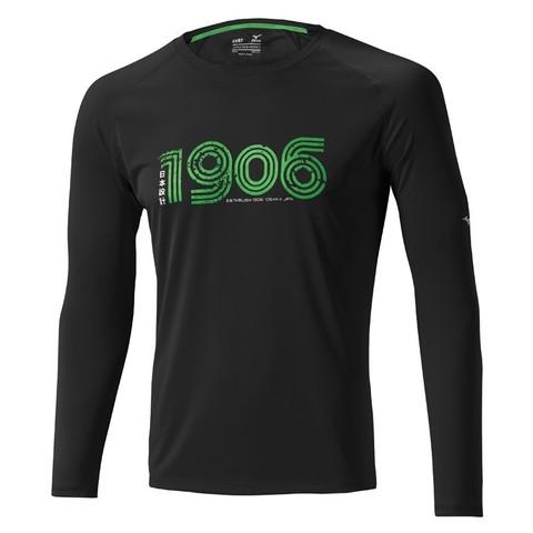 Рубашка беговая Mizuno Drylite 1906 L/S Tee мужская