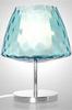 Элитная лампа настольная Pureglass Blue от Crisbase