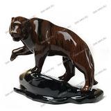 Тигр на кабане