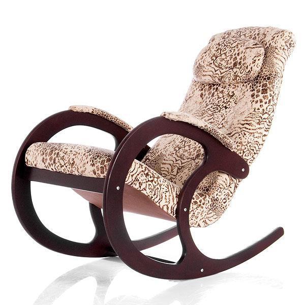 Деревянные Кресло-качалка Блюз 2 Ткань 017.002.JPG