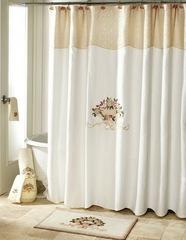 Элитная шторка для ванной Rosefan от Avanti