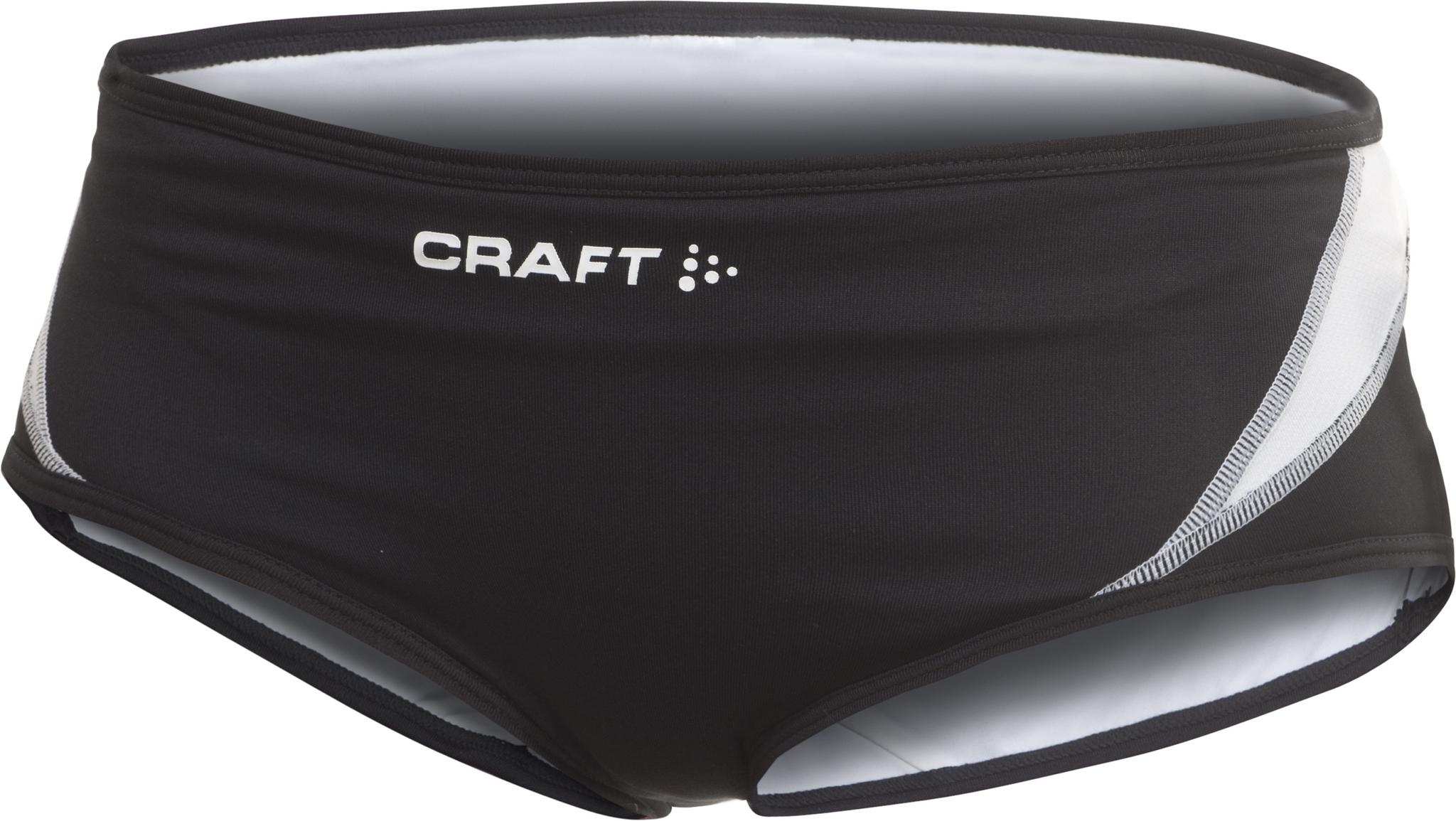 Трусы-плавки Craft T&F женские черные