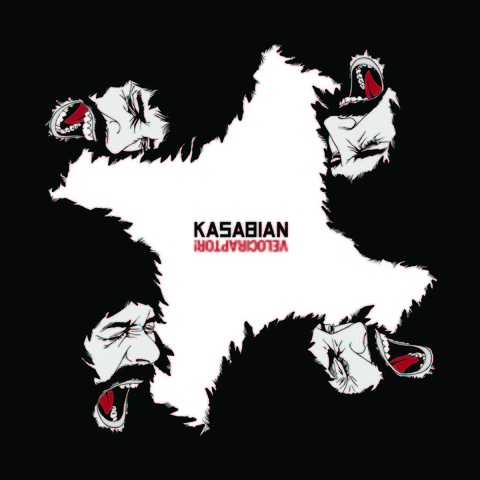 Kasabian / Velociraptor! (Single)(2x10