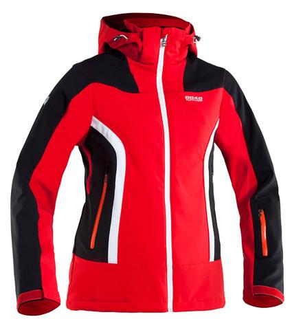 Горнолыжная куртка 8848 Altitude Vanice красная