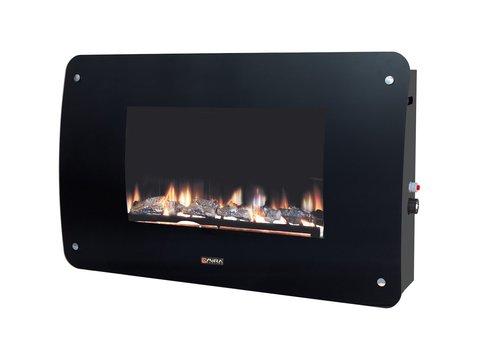 Газовый камин H5 Wall 4 LCD S 5 kw (MIRA HEATING)