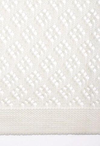Плед детский 75х100 Luxberry Imperio 81 белый