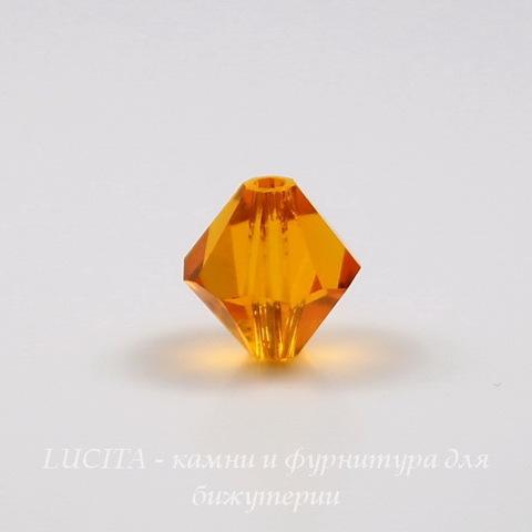 5328 Бусина - биконус Сваровски Sun 8 мм ()