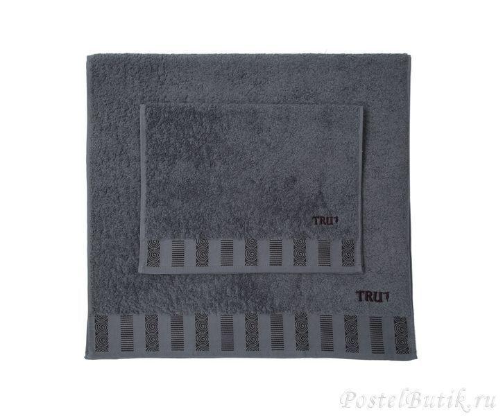 Наборы полотенец Набор полотенец 2 шт Trussardi Master антрацит komplekt-polotenets-master-ot-trussardi-grey-1.jpg
