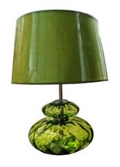 Элитная лампа настольная Majestic Green Bubble от Crisbase