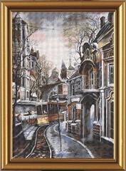Набор для вышивания Nova Sloboda Трамвайный путь