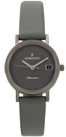 Купить Наручные часы Romanson DL9782 LW GR по доступной цене