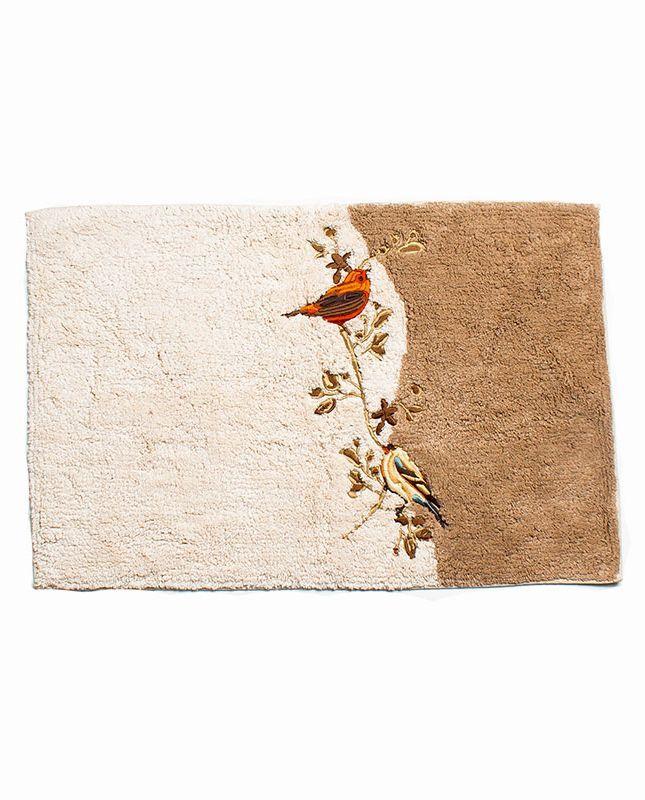 Коврики для ванной Элитный коврик для ванной Gilded Birds от Avanti elitnyy-kovrik-dlya-vannoy-gilded-birds-ot-avanti-ssha-indiya.jpg