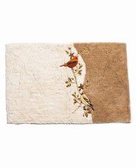 Элитный коврик для ванной Gilded Birds от Avanti