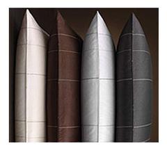 Пододеяльник 155x200 Elegante Line серебро