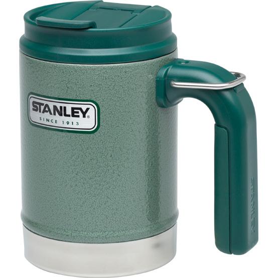 Термокружка (кружка-термос) Stanley Classic (0.47 литров) зеленая
