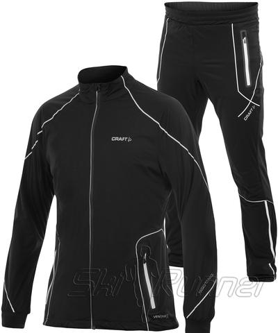 Лыжный костюм Craft High Function Black мужской