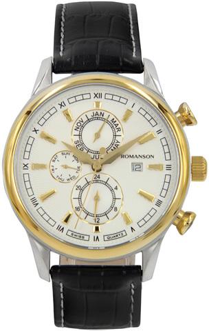 Купить Наручные часы Romanson TL1245B MC WH по доступной цене