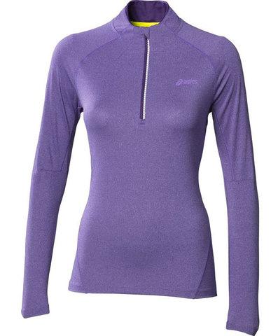 Рубашка Asics Jersey L/S 1/2 Zip женская беговая