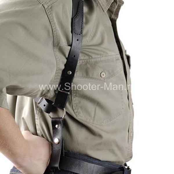 Оперативная кобура для пистолета Викинг, вертикальная ( модель № 20 )