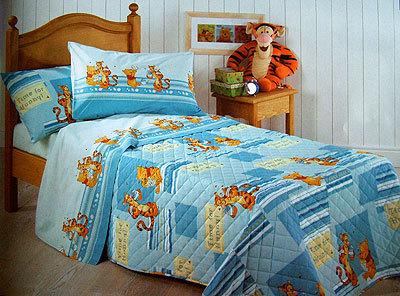 Покрывала Покрывало детское 160х220 Caleffi Pooh Country country_gol.jpg