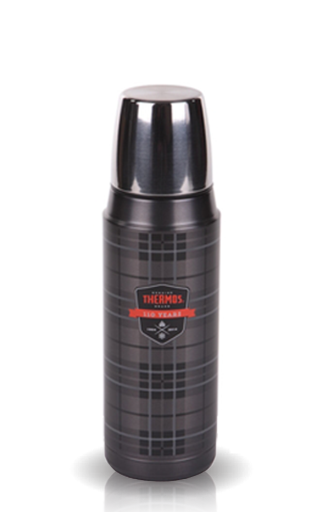 Термос Thermos King H2000 Anniversary  (0,47 литра) серый