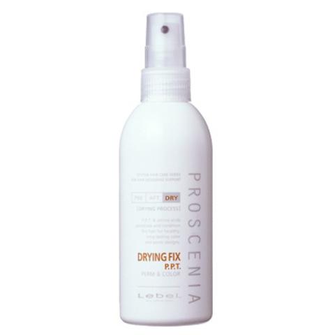 Lebel Минутка - термальный лосьон для окрашенных волос Proscenia drying fix купить online