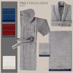Элитный халат махровый Continent от Trussardi