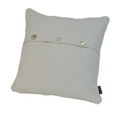 Элитная подушка декоративная Fresno слоновая кость от Casual Avenue