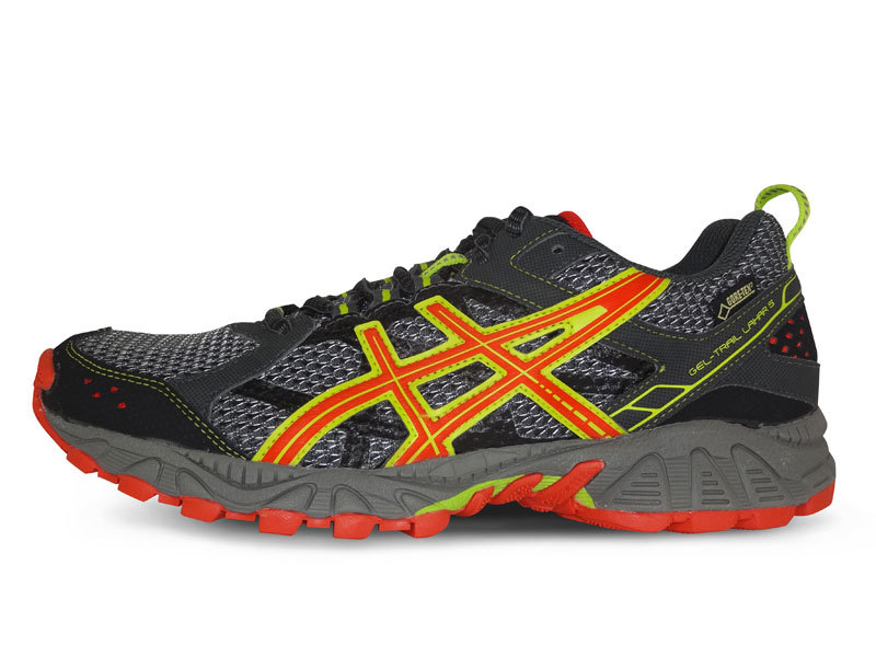 Asics Gel-Trail Lahar 5 G-TX мужские red