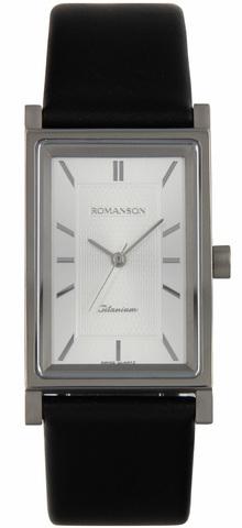 Купить Наручные часы Romanson DL4191 MW WH по доступной цене