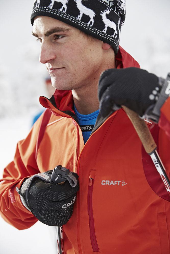 Лыжная Шапка Craft Inge (1900370-9900) черная фото