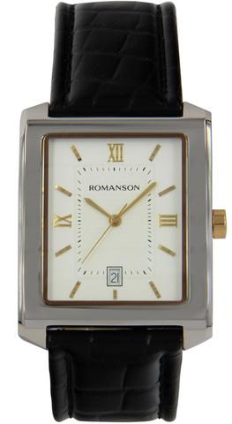 Купить Наручные часы Romanson TL1107 XC WH по доступной цене
