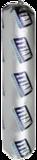 Герметик силиконовый нейтральный для Стеклопакетов IG77 Tytan Industry 600мл (12шт/кор)