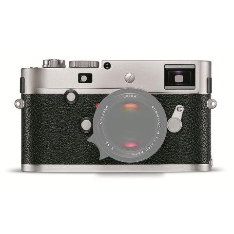 Leica M-P Body Silver