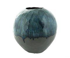 Элитная ваза декоративная Night Tide круглая от S. Bernardo