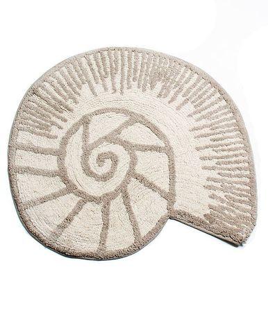 Элитный коврик для ванной Hampton Shells от Avanti