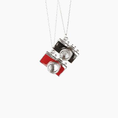 Подвеска в виде фотоаппарата (Красный)