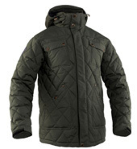 Городская куртка 8848 Altitude «TYLER» dark-grey