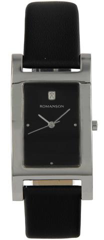 Купить Наручные часы Romanson DL9198 MW BK по доступной цене