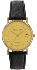Наручные часы Romanson NL1120N MG GD