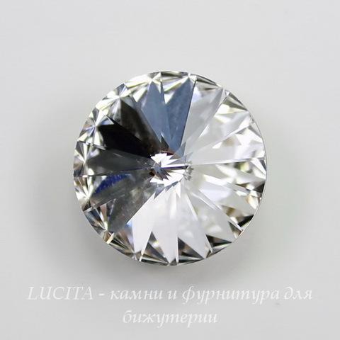 1122 Rivoli Ювелирные стразы Сваровски Crystal (12 мм) ()