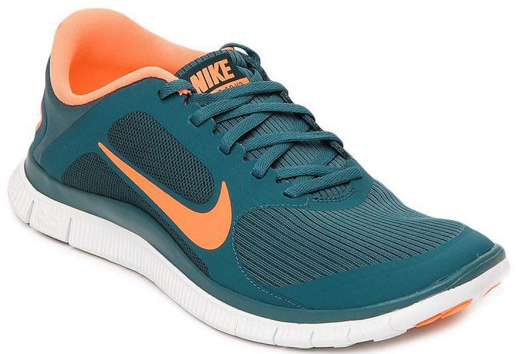 Nike Free 4.0 V3 Кроссовки для бега мужские